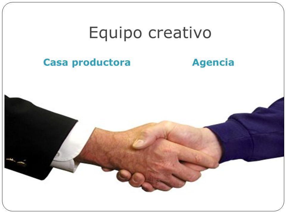 Equipo creativo Casa productoraAgencia