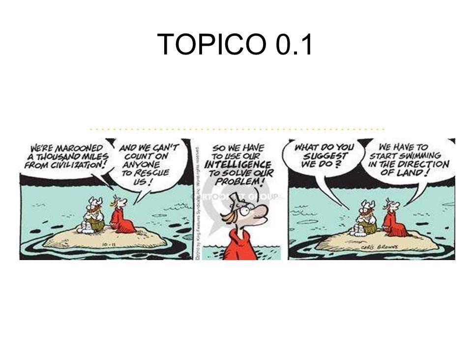 TOPICO 0.1