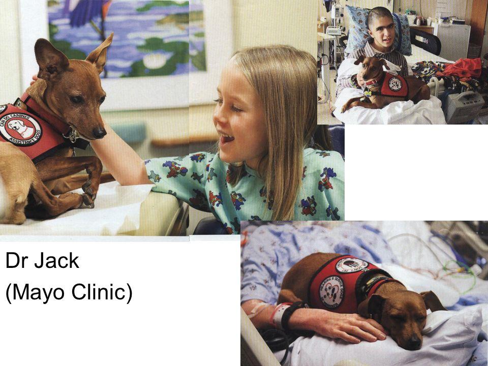 Dr Jack (Mayo Clinic)