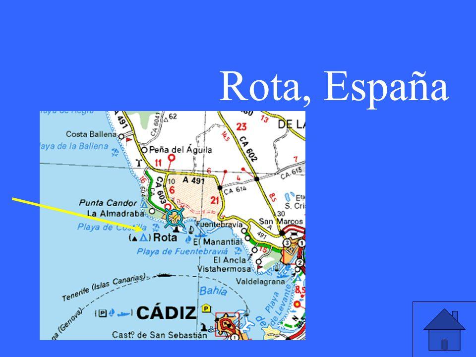 Rota, España