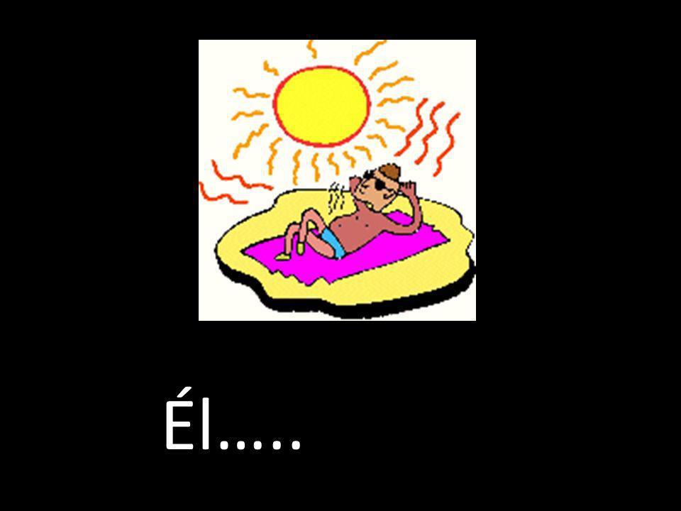 YO 11 Él…..