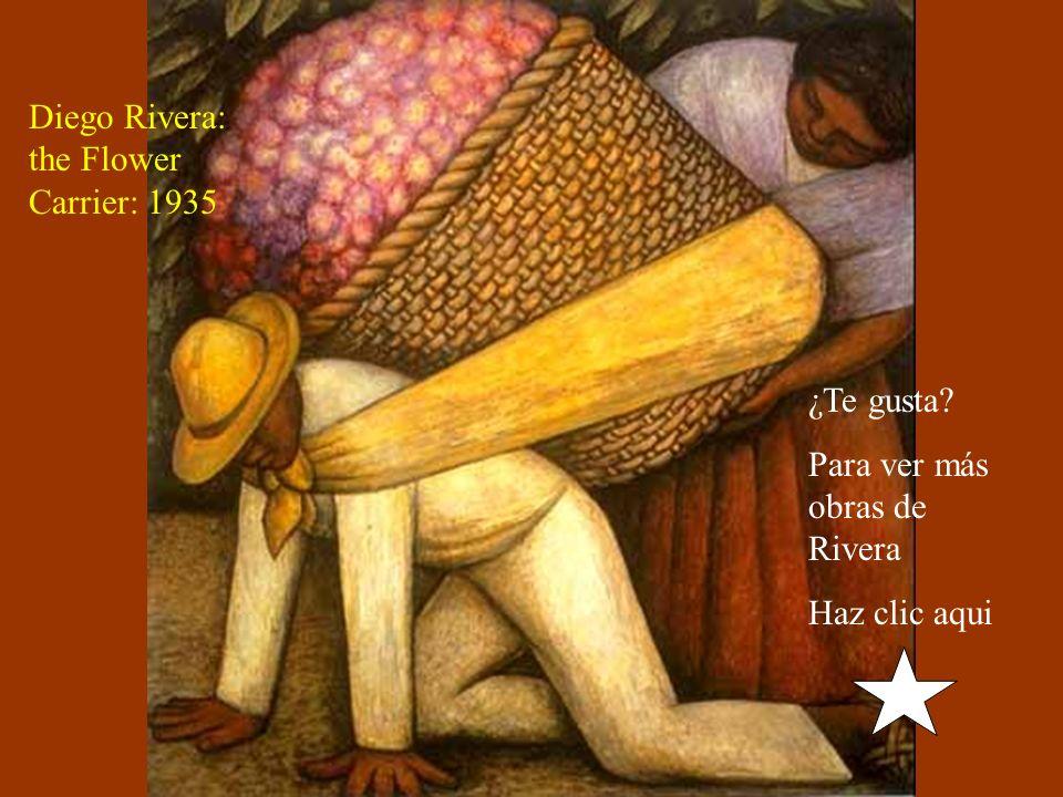 La Ofrenda: Diego Rivera: 1923 ¿Te gusta? Para ver más obras de Rivera Haz clic aqui