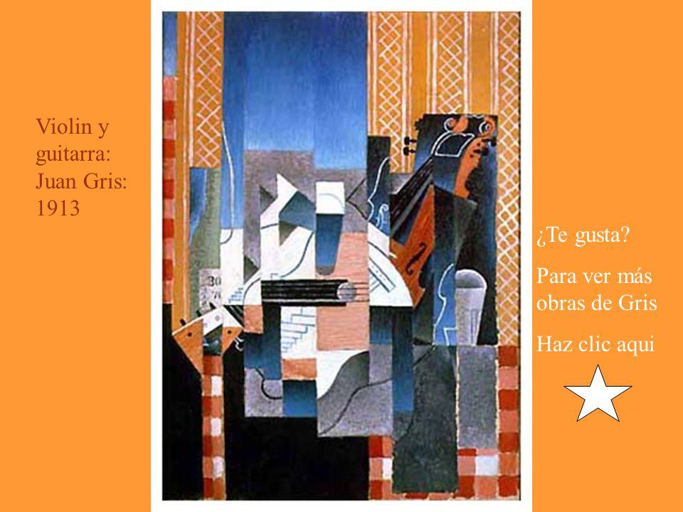 Las Senoritas de Avignon: Pablo Picasso: 1907 ¿Te gusta.