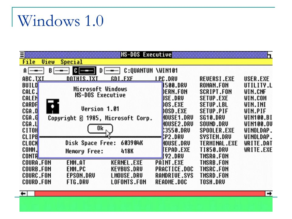Windows 2.0 En 1987 Gates firmó un acuerdo con Apple para usar algunos elementos de Macintosh en Windows.