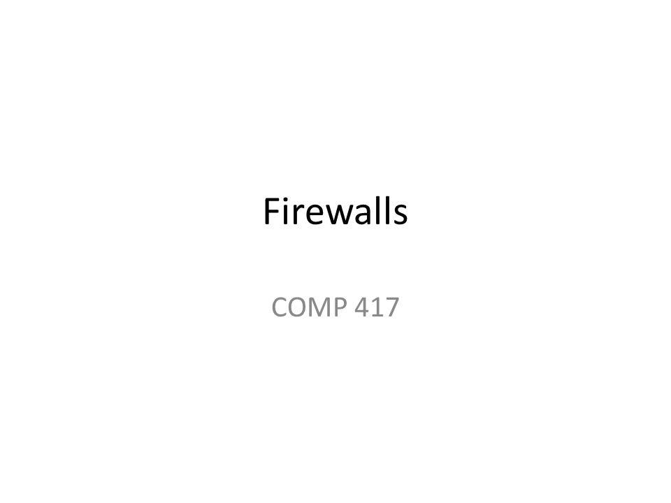 Introducción Estar detrás de un firewall no es garantía de estar seguros al 100%.