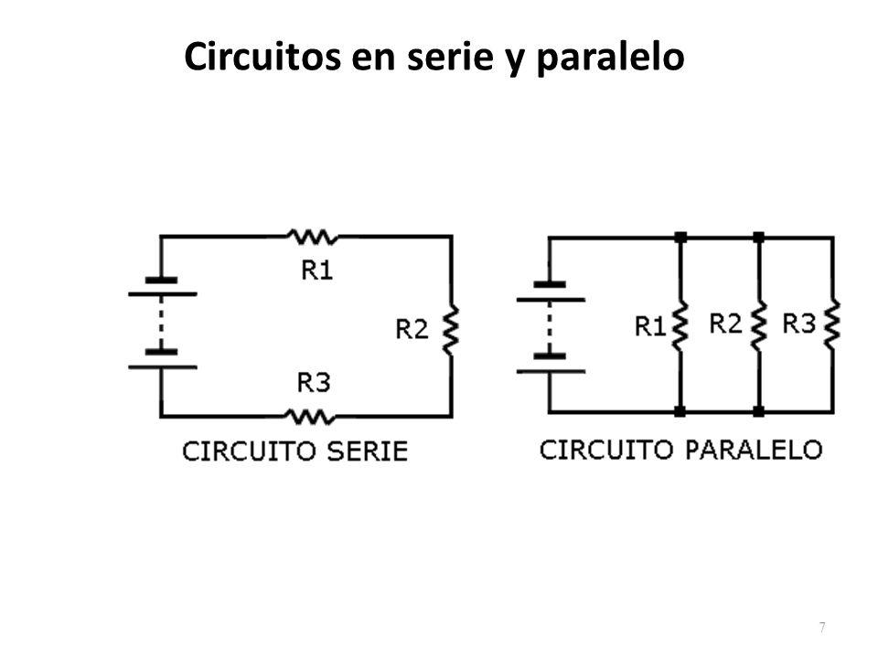 Circuitos en serie y paralelo 7