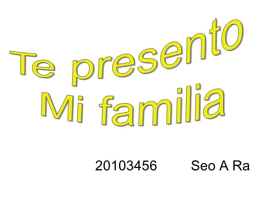 20103456 Seo A Ra