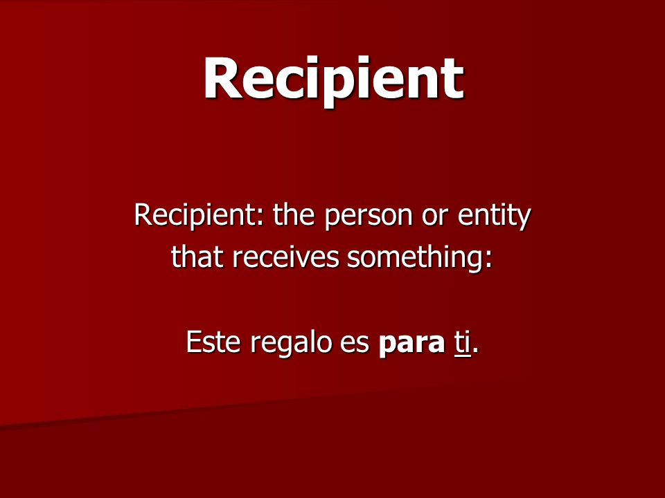 Perfect Atracted.Thats all for now. Remember the acronym P.E.R.F.E.C.T.