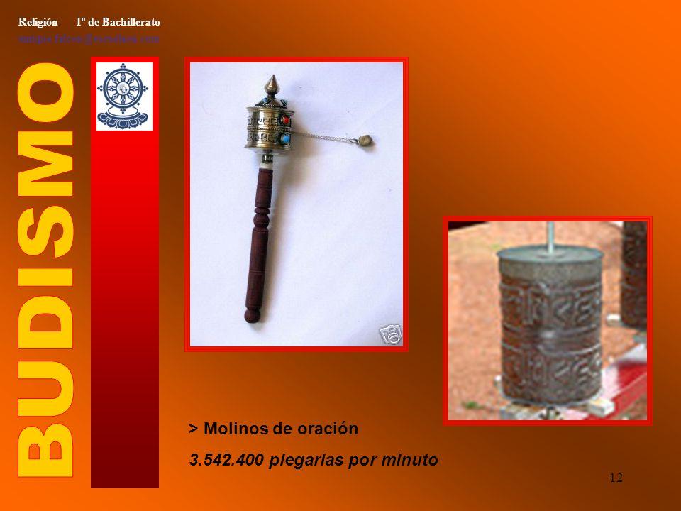 11 Religión 1º de Bachillerato enrique.falcon@escuelassj.com > Templos budistas