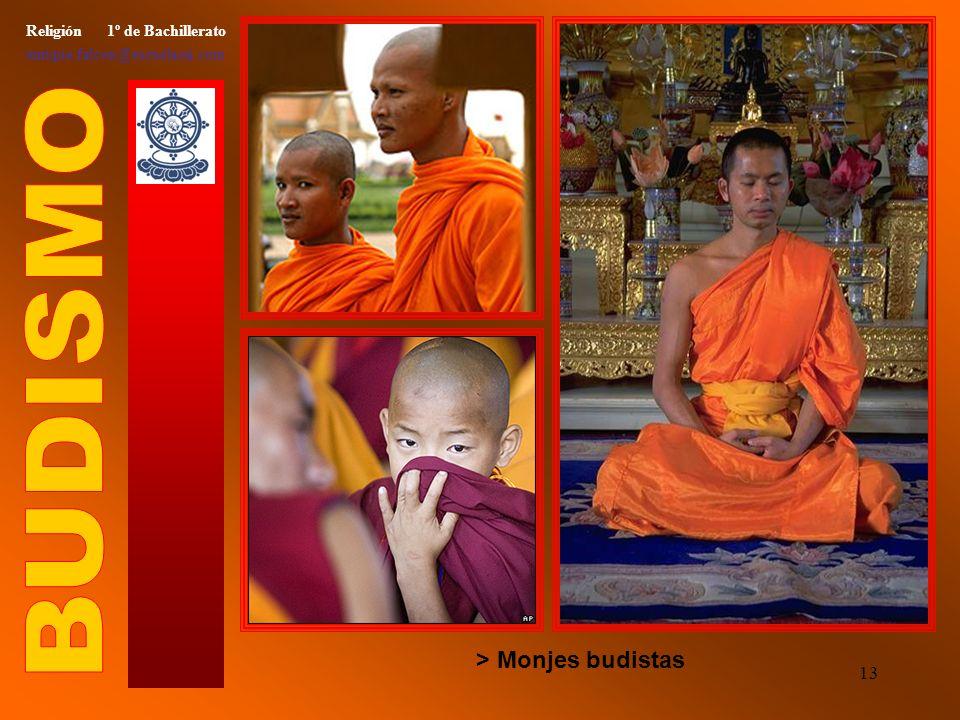 12 Religión 1º de Bachillerato enrique.falcon@escuelassj.com > Molinos de oración 3.542.400 plegarias por minuto