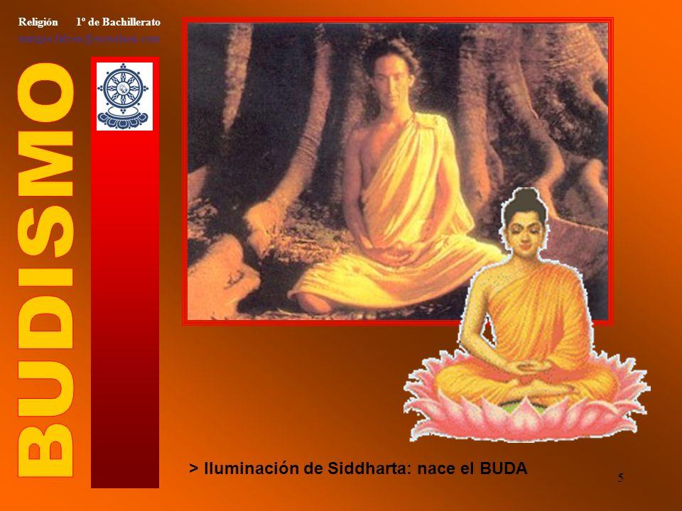 4 Religión 1º de Bachillerato enrique.falcon@escuelassj.com > El árbol bodhi en Uruvela (Bihar)