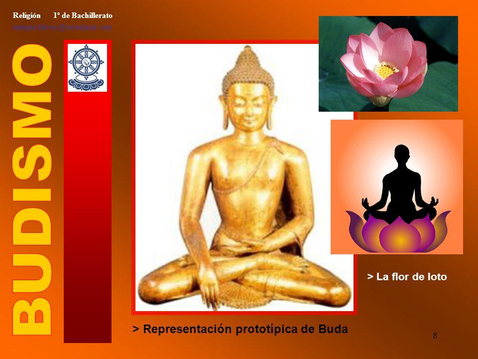 7 Religión 1º de Bachillerato enrique.falcon@escuelassj.com > Imágenes varias de Buda