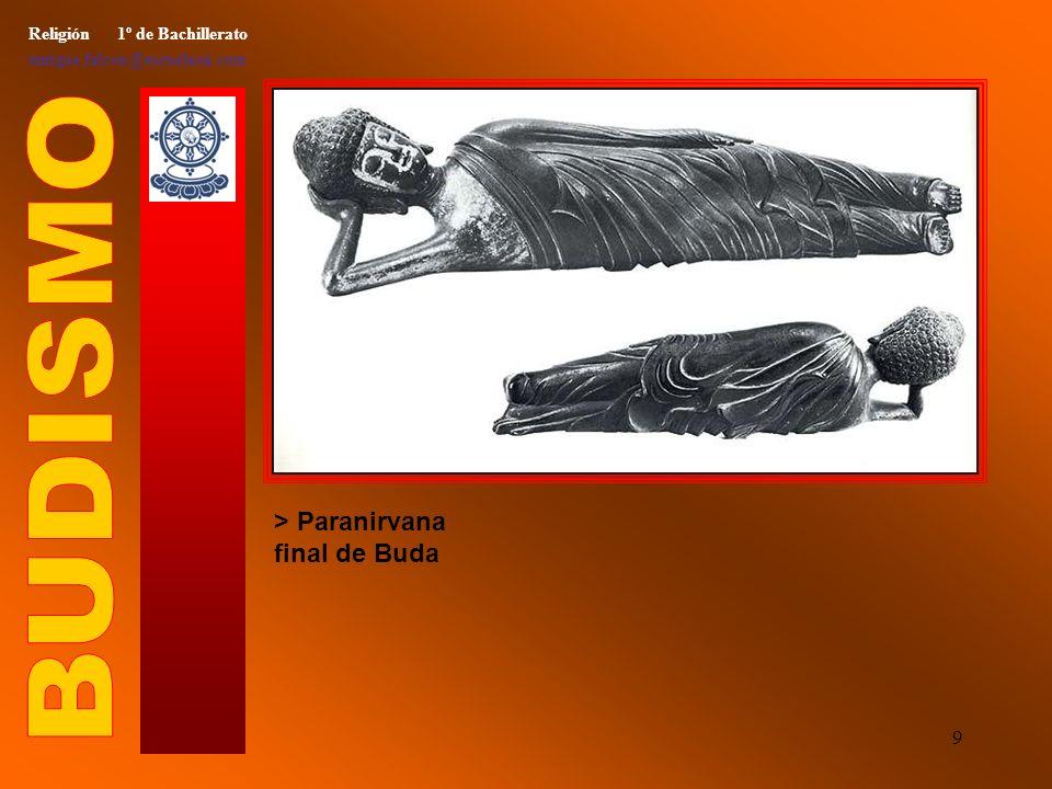 8 Religión 1º de Bachillerato enrique.falcon@escuelassj.com > Representación prototípica de Buda > La flor de loto