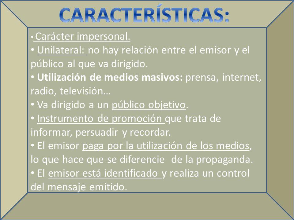 7.EVALUACIÓN DE LA CAMPAÑA Como última etapa se evalúa la acción de la campaña publicitaria.