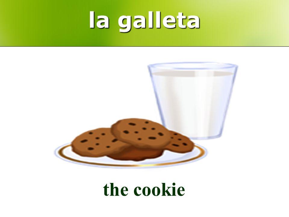 la galleta the cookie