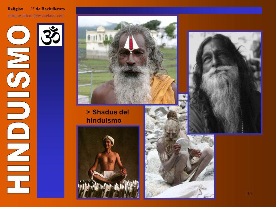 16 Religión 1º de Bachillerato enrique.falcon@escuelassj.com > Mithunas en el templo de Kandariya