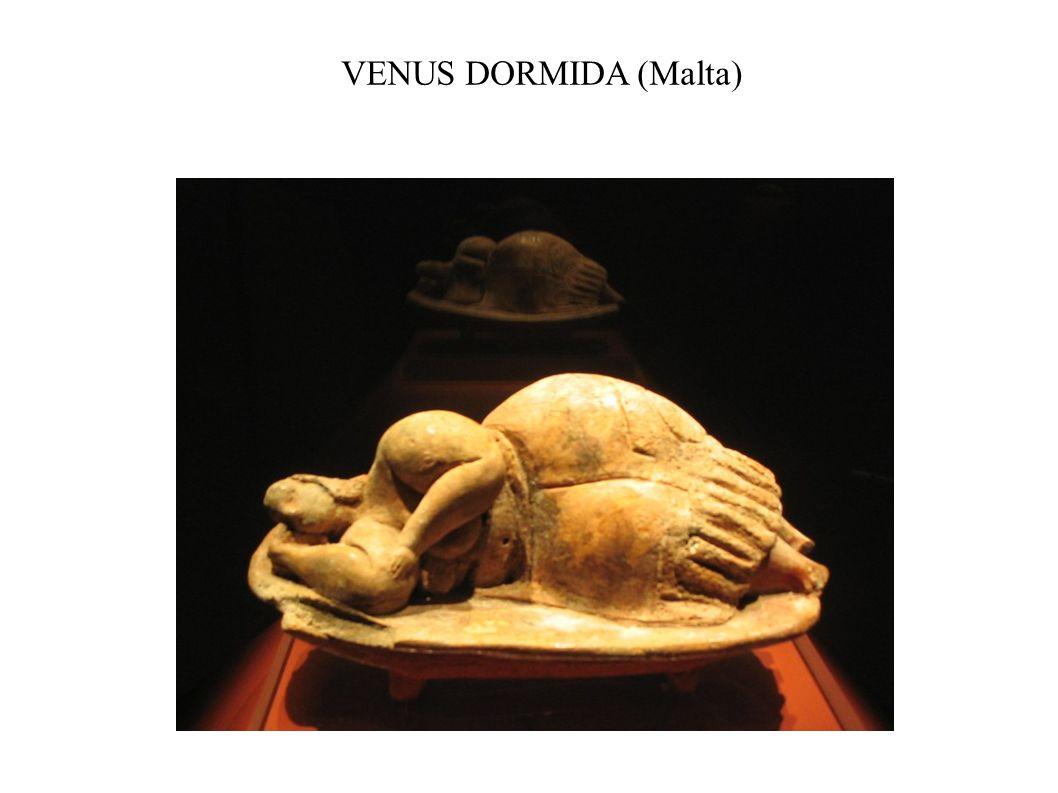 VENUS DORMIDA (Malta)