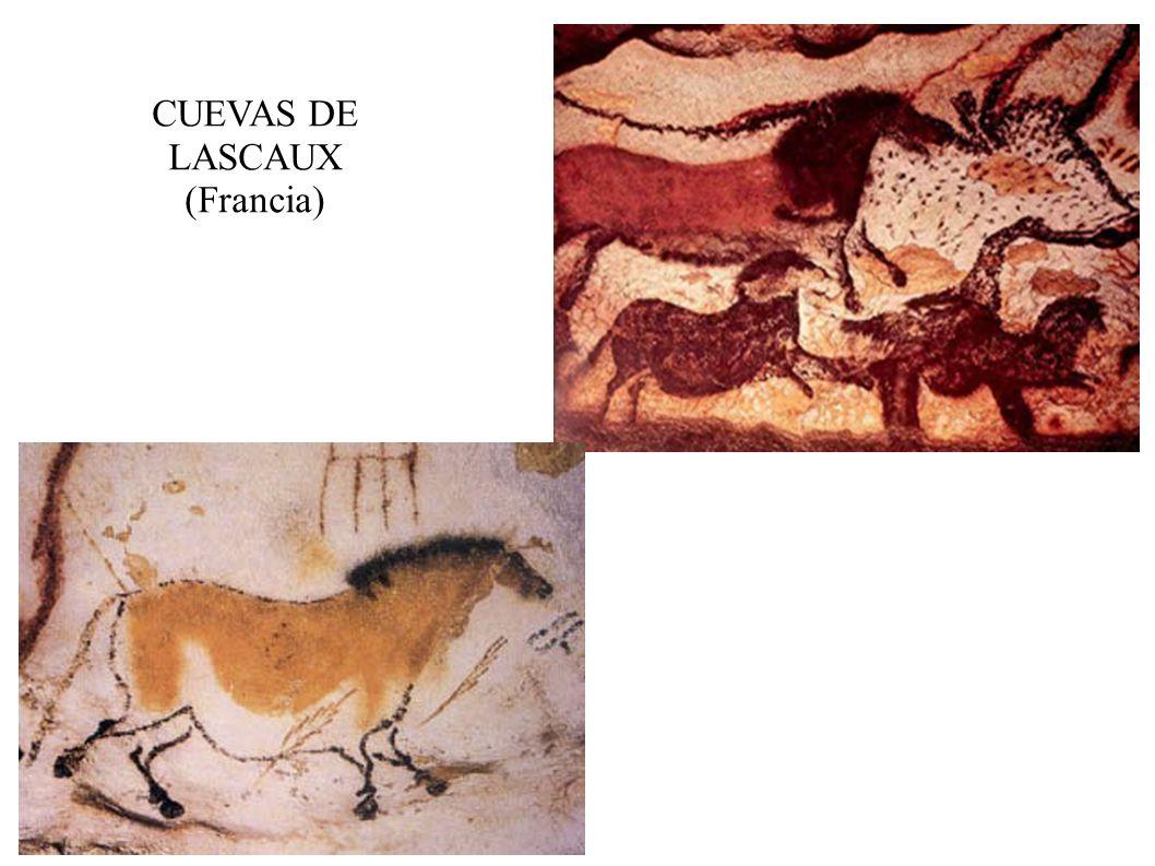 CUEVAS DE LASCAUX (Francia)