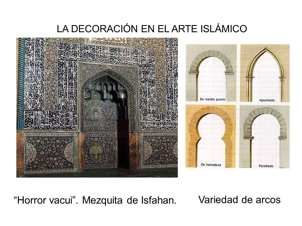 LA DECORACIÓN EN EL ARTE ISLÁMICO Epigráfica Ataurique Geométrica