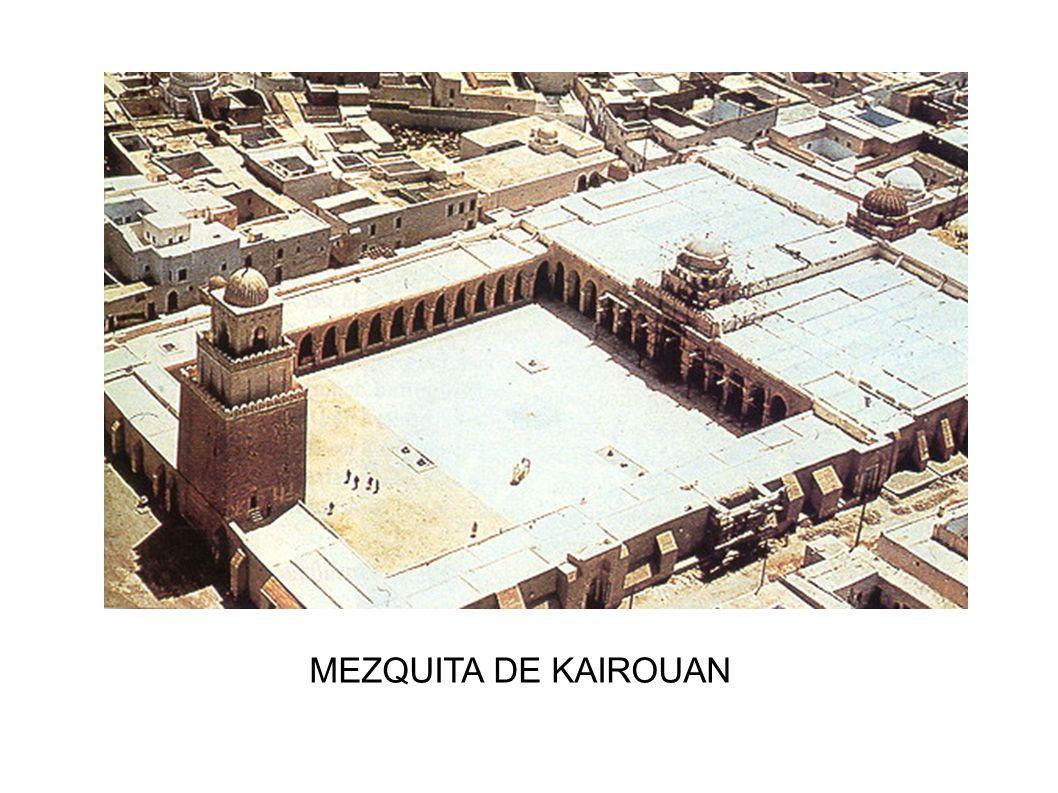 MEZQUITA DE KAIROUAN