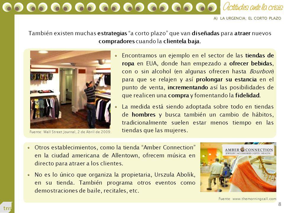 9 Otra iniciativa que va dirigida a llamar la atención de los clientes en un mercado cada vez más competitivo es la acción de marketing que lanzó la agencia de viajes online Atrápalo (España).