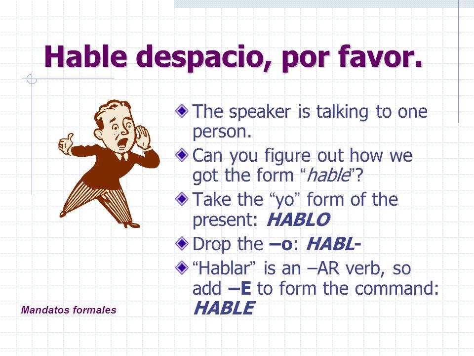 Stem Change Verbs These verbs take spell change in stem for all forms: * e>i (ex: servir > sirvo > sirva pedir > pido > pida) e > ie (ex: perder > pierdo > pierda cerrar > cierra > cierre) o > ue (ex: volver > vuelvo > vuelva) * Yay.