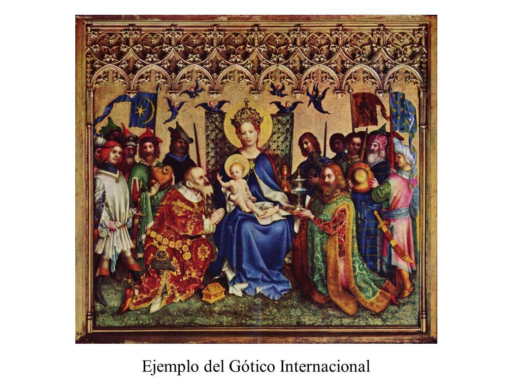 Ejemplo del Gótico Internacional