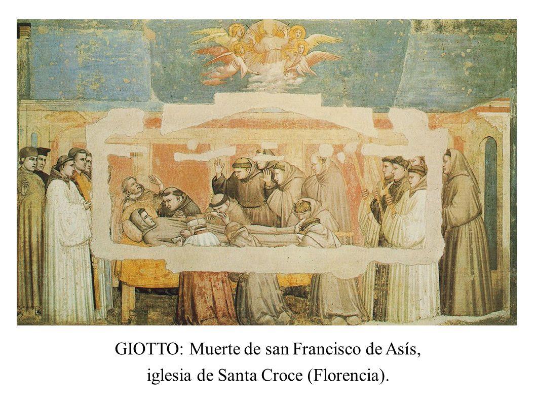 GIOTTO: Frescos de la Iglesia Superior de Asís.
