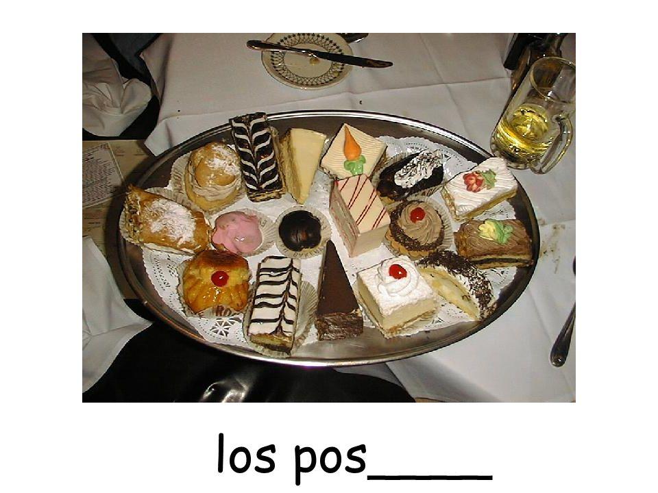 los pos____