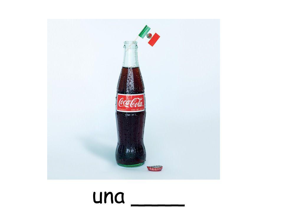una ____