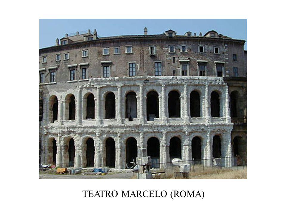 TEATRO MARCELO (ROMA)