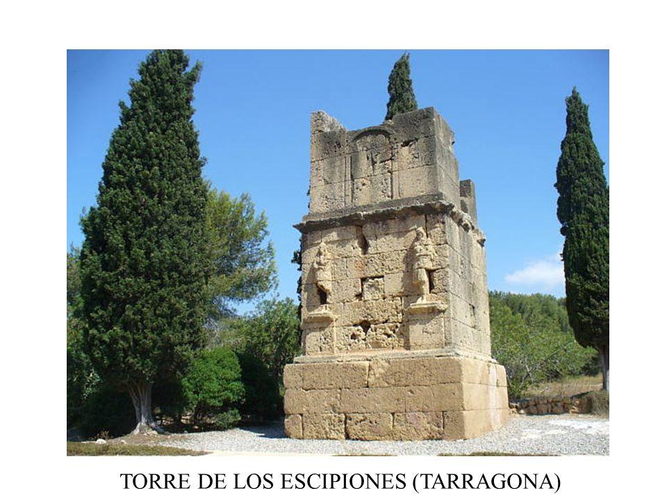 TORRE DE LOS ESCIPIONES (TARRAGONA)