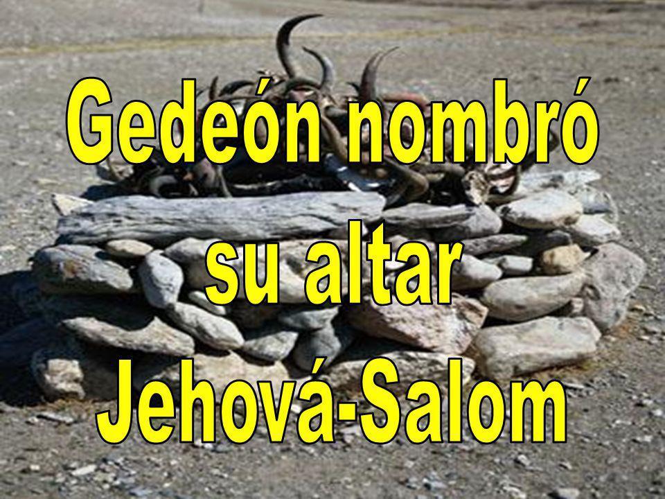 4.Gedeón obedeció aun cuando tenía temor. Buscaba maneras de vencer sus temores.