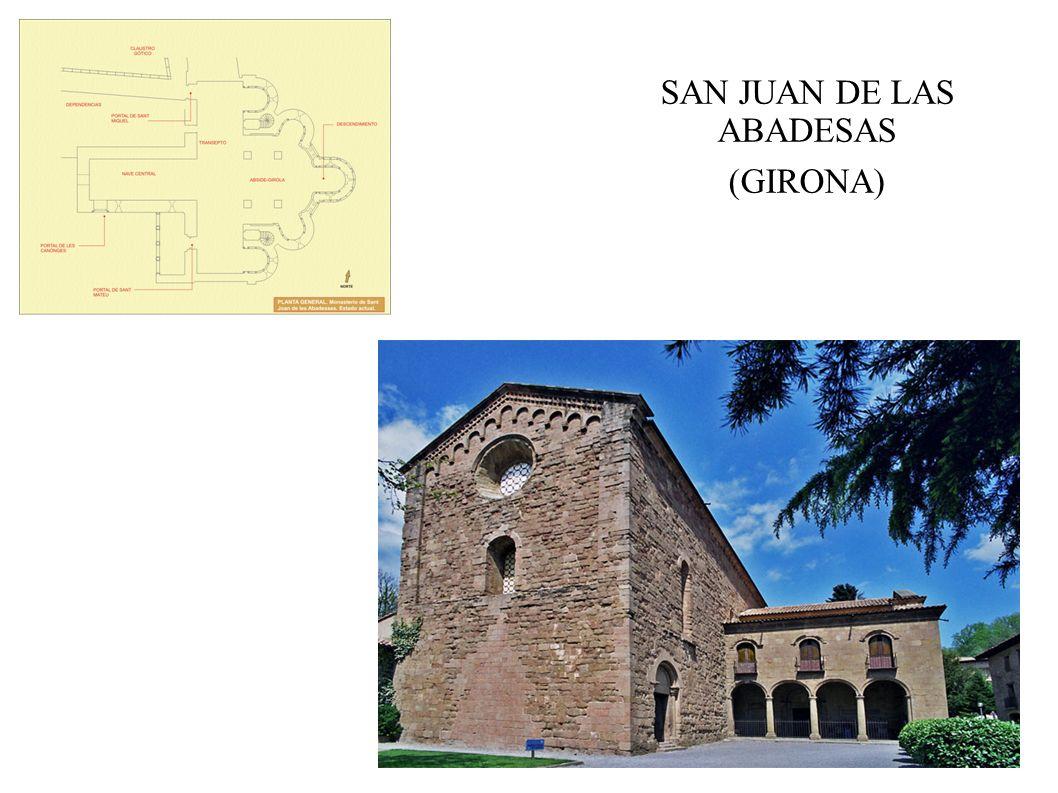SAN JUAN DE LAS ABADESAS (GIRONA)