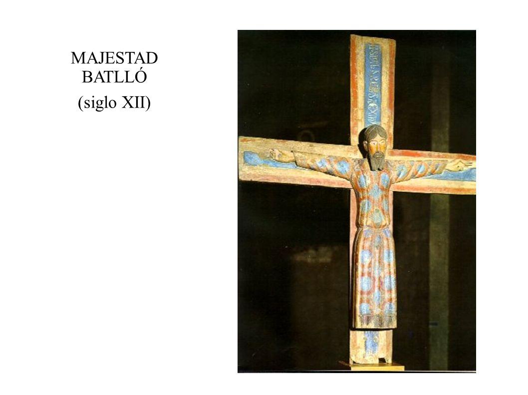 MAJESTAD BATLLÓ (siglo XII)