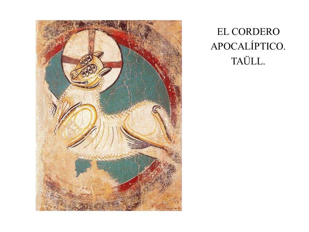 EL CORDERO APOCALÍPTICO. TAÜLL.
