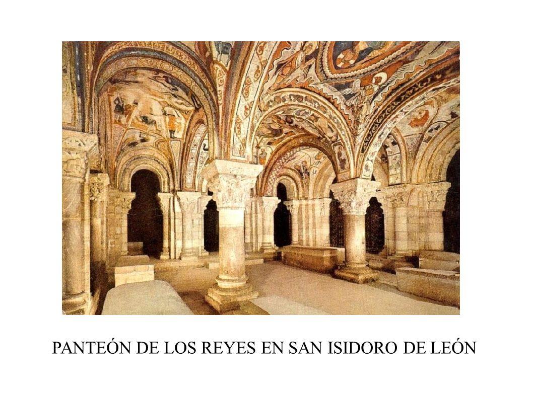 PANTEÓN DE LOS REYES EN SAN ISIDORO DE LEÓN
