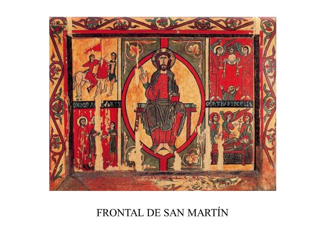 FRONTAL DE SAN MARTÍN