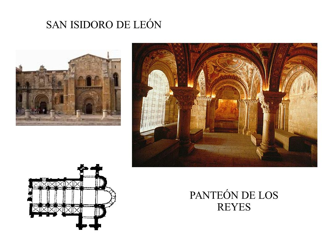 PANTEÓN DE LOS REYES SAN ISIDORO DE LEÓN