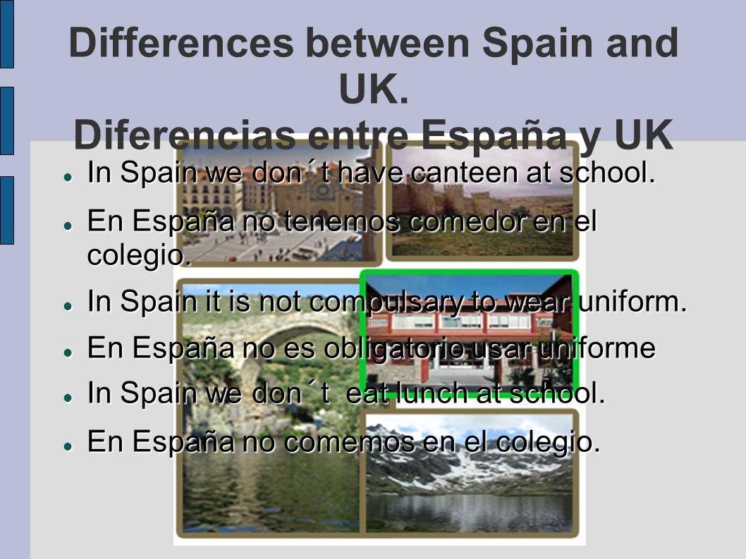 Trip in Spain Viaje a España By: Sara Collado Matteo Corsaro