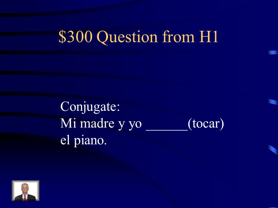 $200 Answer from H1 juega