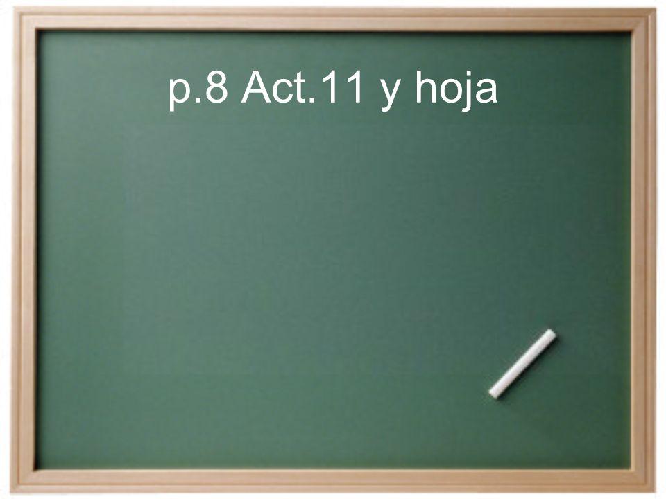 Si en los EEUU son las ___, en España son las____ 6 horas de diferencia