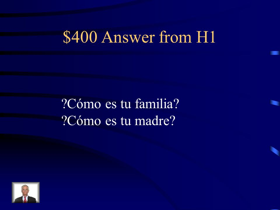 $400 Answer from H5 copper