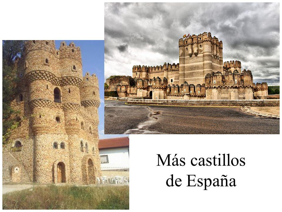 Más castillos de España