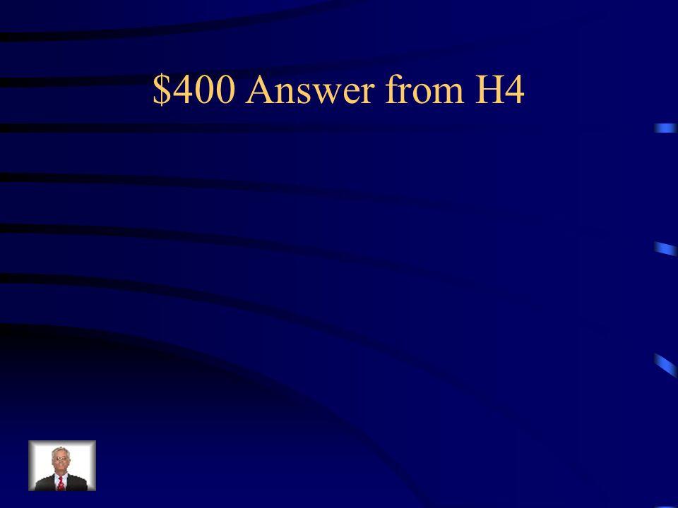 $400 Question from H4 Habla de la foto. Usa 5 verbos irregulares como Salir, traer, poner, saber, hacer, ver, venir etc.