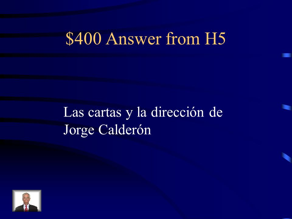 $400 Question from H5 ¿Qué busca Victoria en la oficina del abuelo