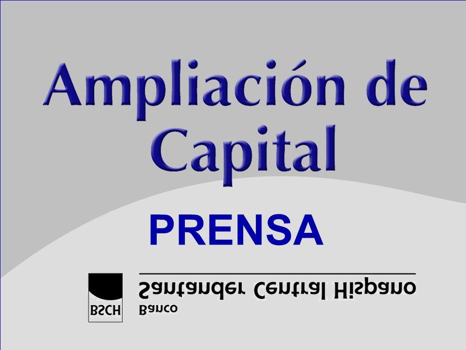 12 Elevado incremento de clientes en canales de bajo coste en España +600.000 clientes +400.000 clientes x 3 Banca por Internet (Miles de clientes) Banca telefónica (Millones de clientes)