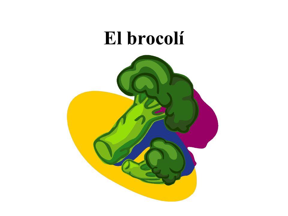 El brocolí