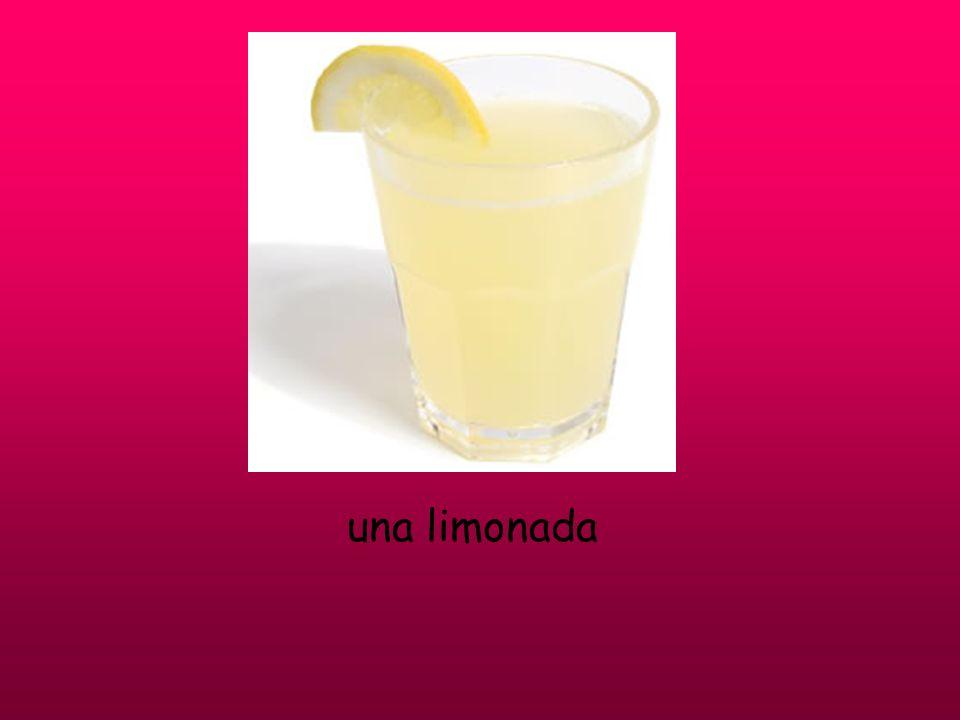 una limonada