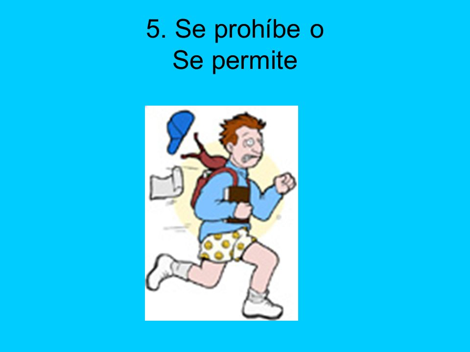 Manos en el aire Make sentences of three words: subject + verb ser + adjective When you think you have them all correct, put your manos en el aire and will come around and check them for you Exchange your bag for another bag.